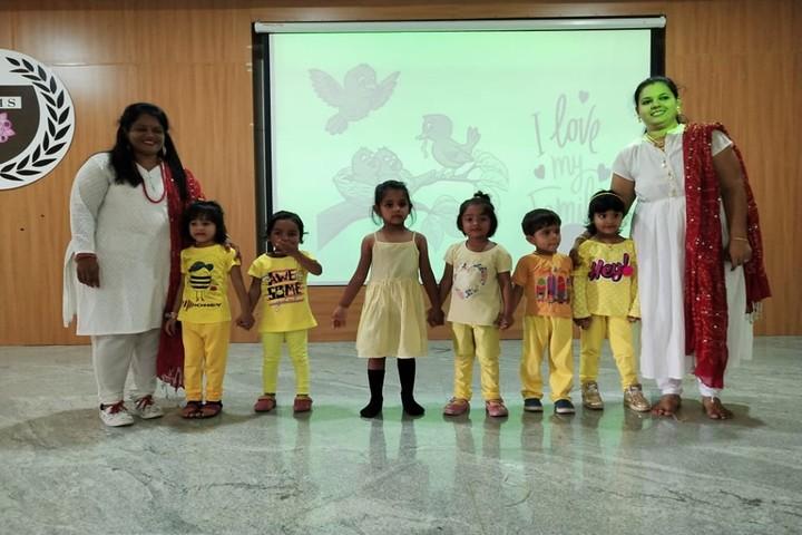 New Baldwin International Residential School-Family Day Celebrations
