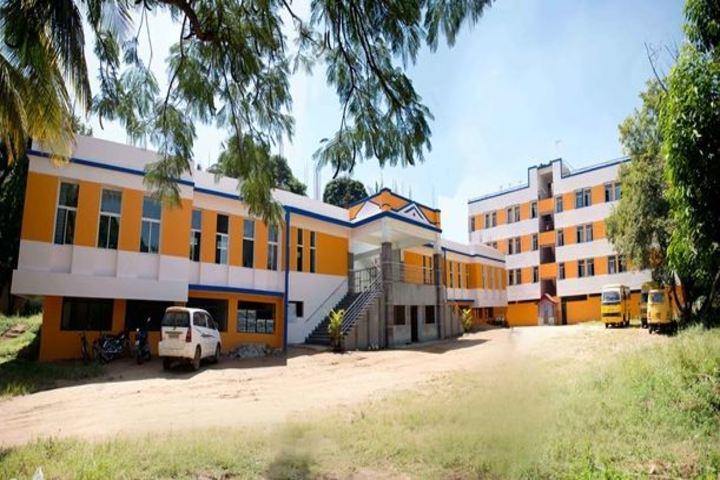 New Cambridge International Public School-Campus View