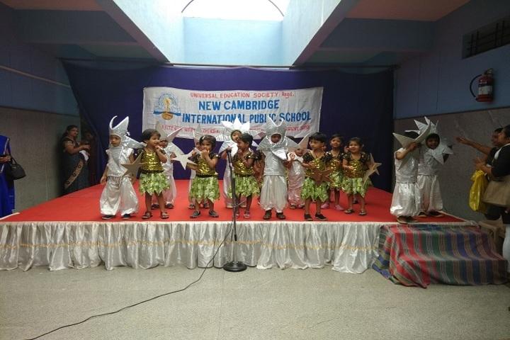 New Cambridge International Public School-Cultural Event