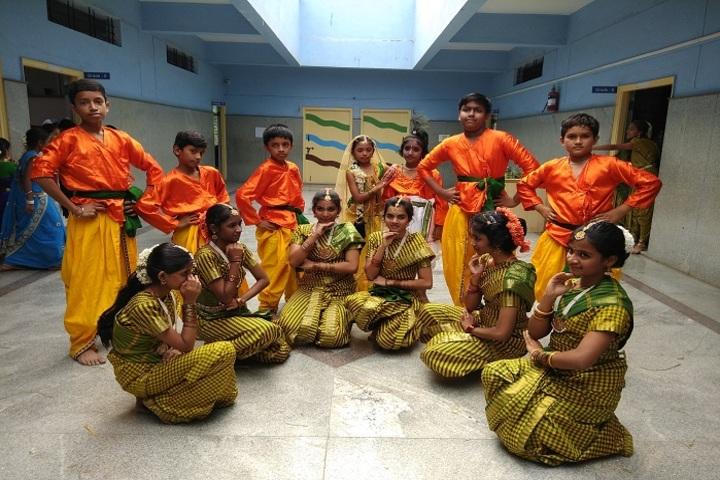 New Cambridge International Public School-Dance Room