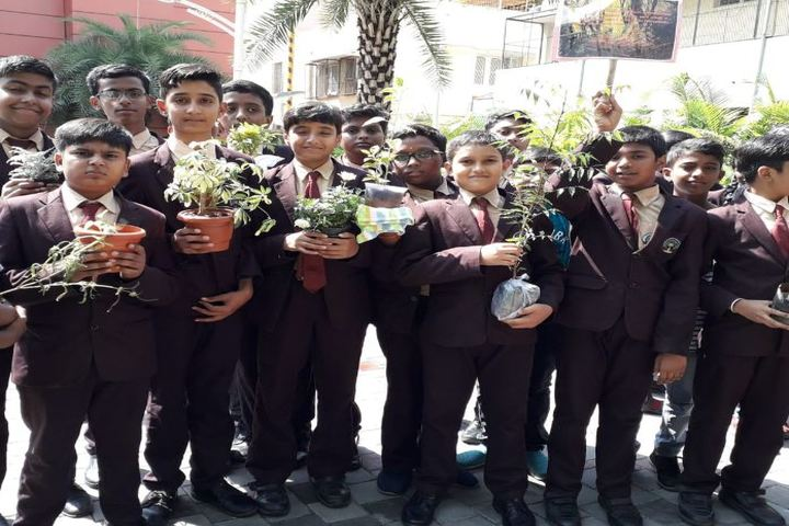 New Cambridge International Public School-Environment Day