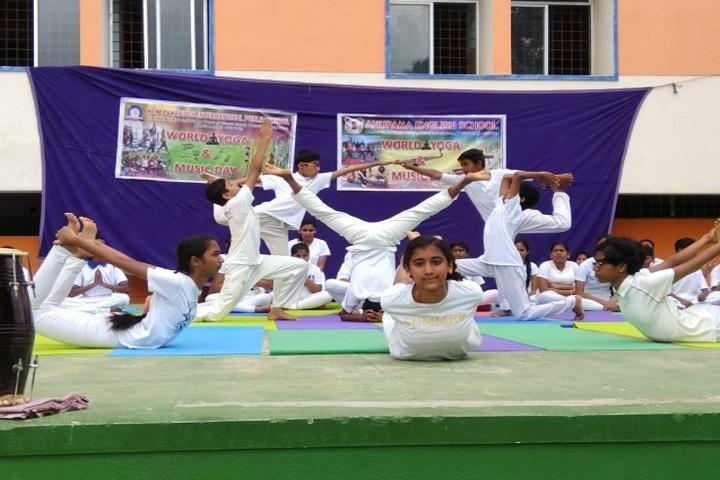 New Cambridge International Public School-Taekwondo