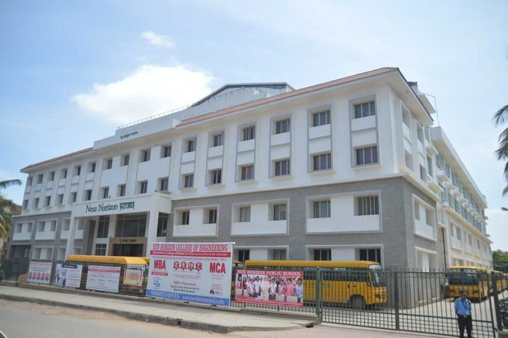 New Horizon Gurukul School-Campus View