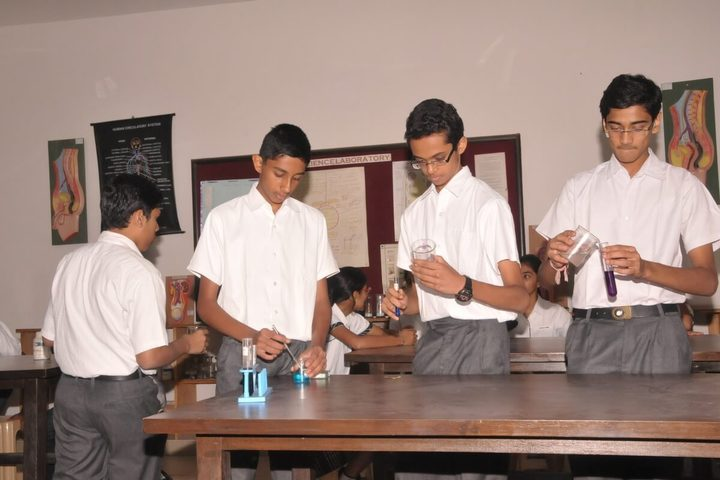 New Horizon Gurukul-Chemistry Lab