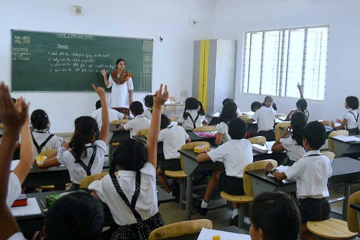 New Horizon Gurukul-Classroom