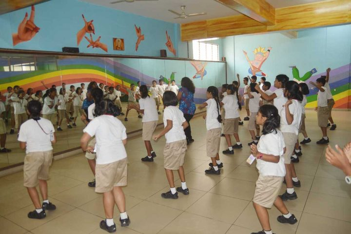 New Horizon Gurukul-Dance Room