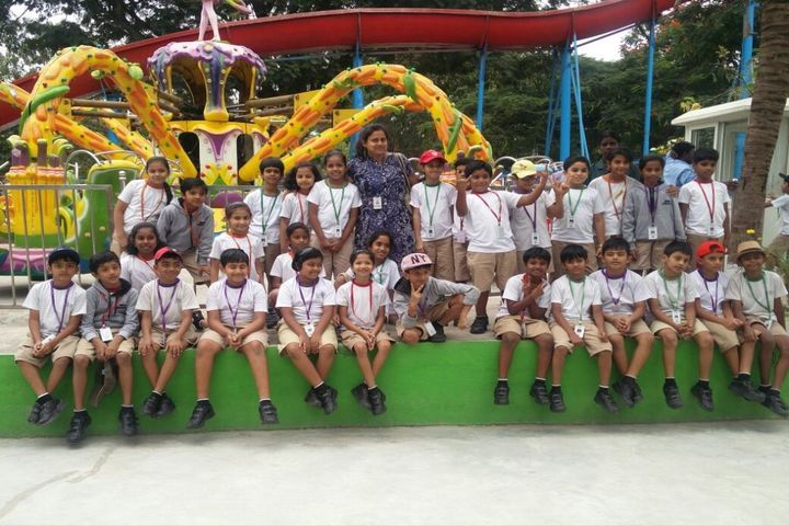 New Horizon Gurukul-Excursion