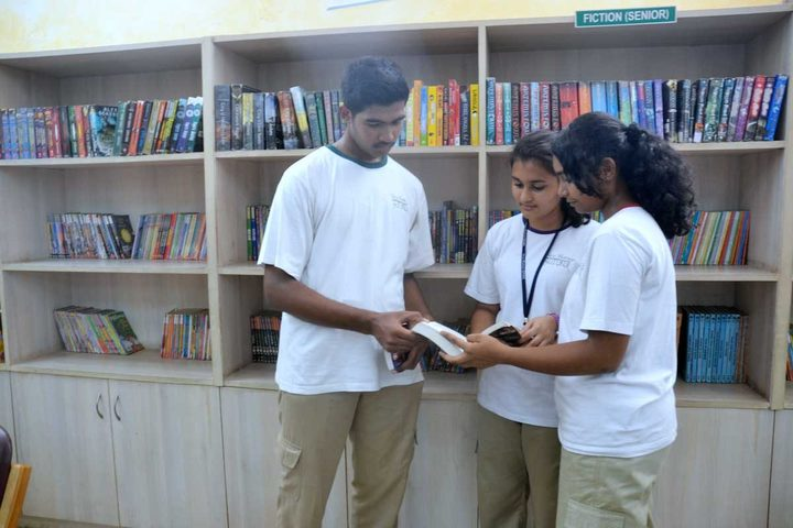 New Horizon Gurukul-Library
