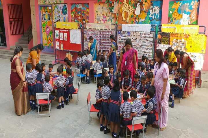 New Pratham Public School-Activity