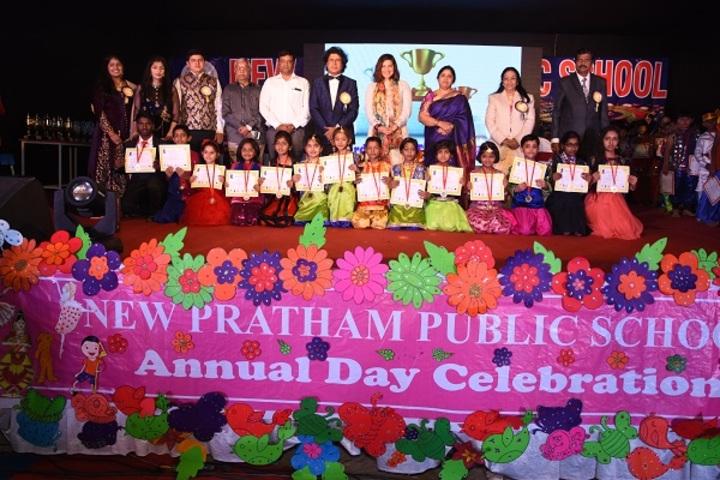 New Pratham Public School-Annual Day