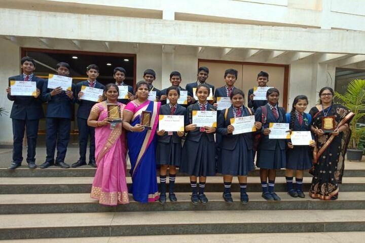 New Pratham Public School-Awards