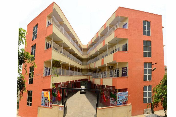 New Pratham Public School-Campus View