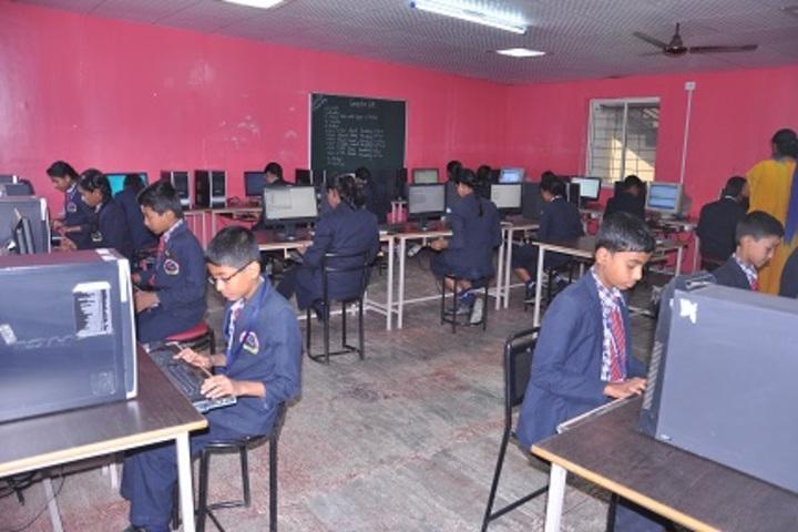 New Pratham Public School-Computer Lab