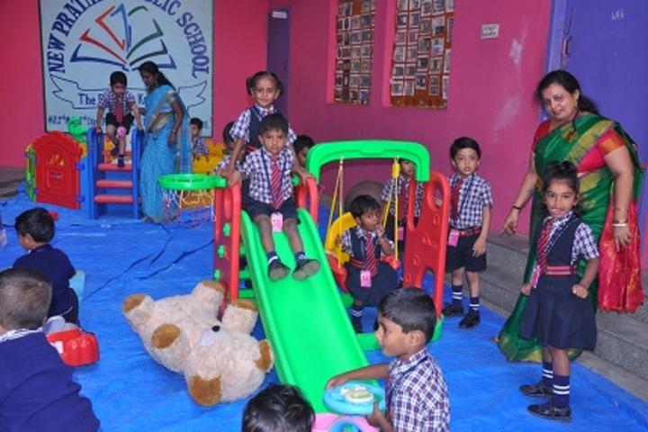 New Pratham Public School-Kindegarten