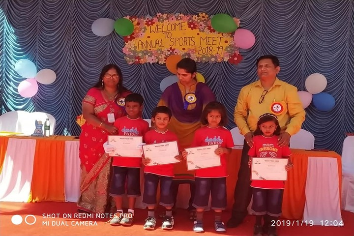 Nishara Public School-Annual Sports Day Meet