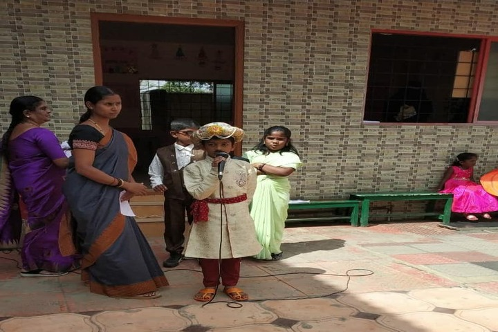 Nishara Public School-Fancy Dress