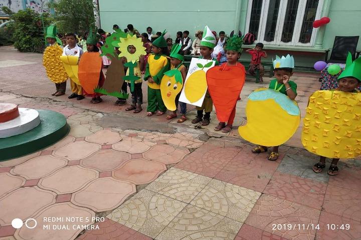 Nishara Public School-Mango Day