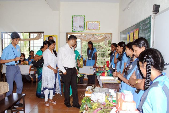 NITK English Medium School-Science Exhibition
