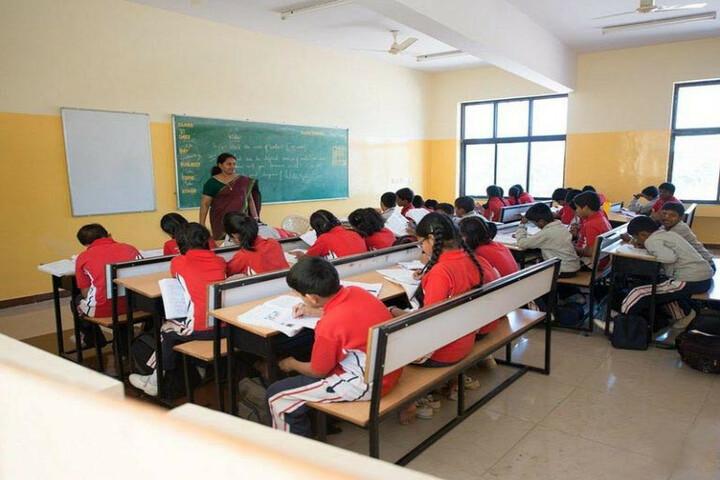 Nitte International School-Class Room