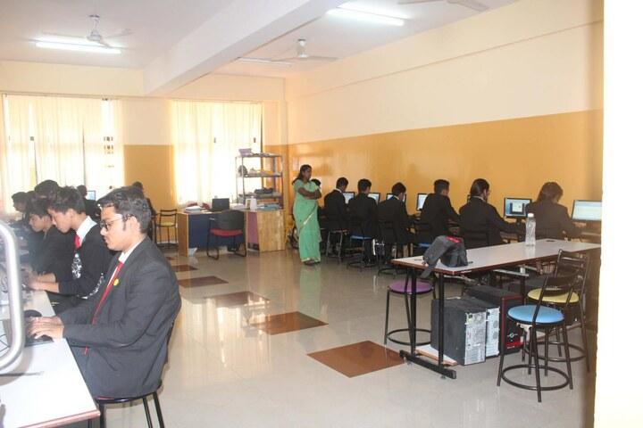 Nitte International School-Computer Lab