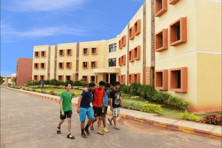 Nitte International School-Hostel