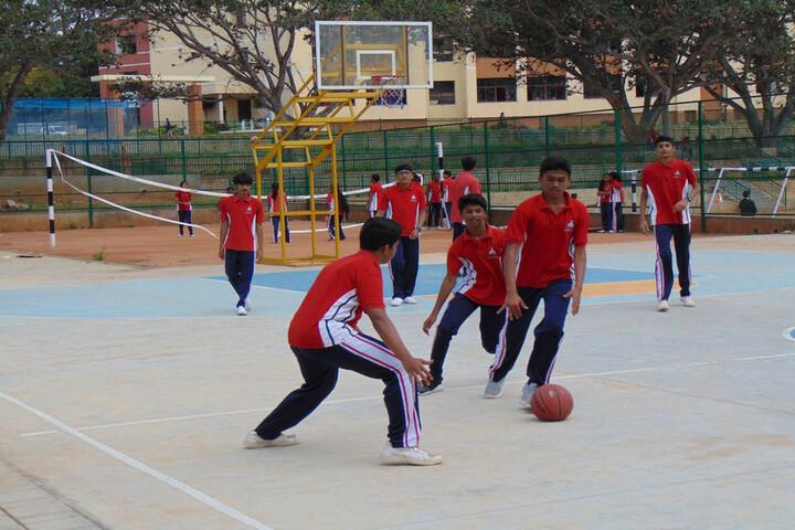 Nitte International School-Sports