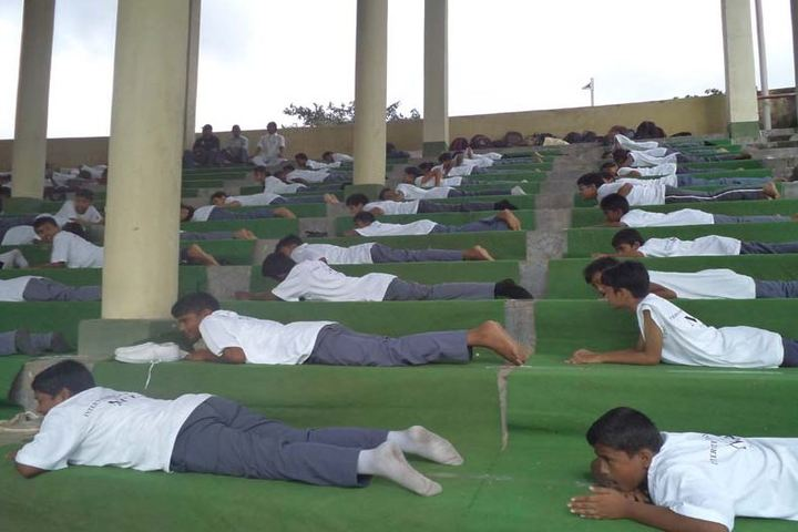 Hemalata handiqui memorial institute - yoga