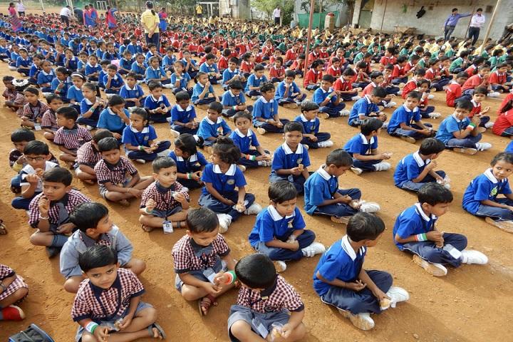 Nittur Central School-Assembly