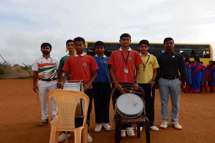 Nittur Central School-Sports Day
