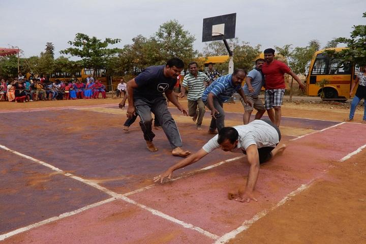 Nittur Central School-Sports
