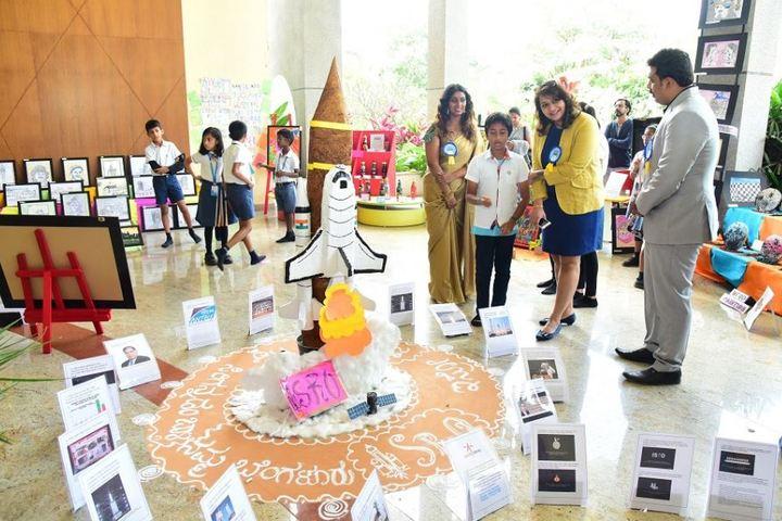 Oakridge International School-School Exhibition