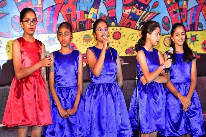 Oakridge International School-Singing