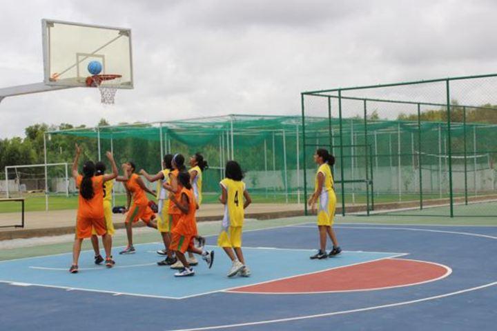 Oakridge International School-Sports