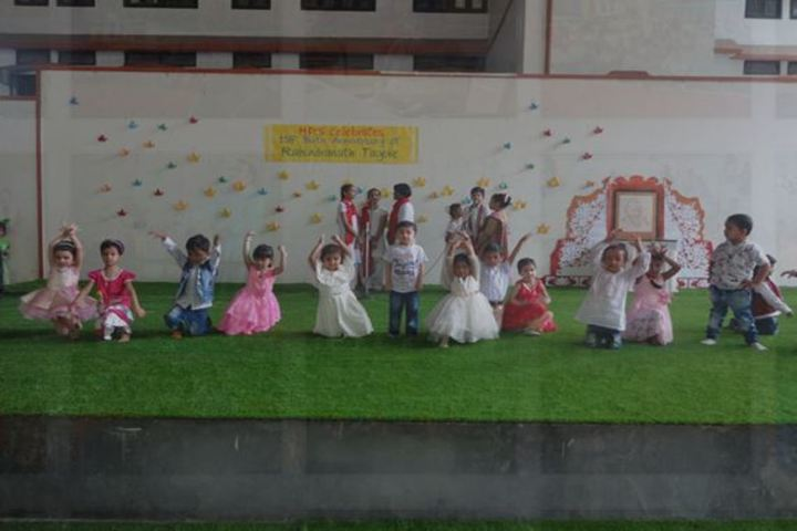 Heritage public school - Kinder Garden dance