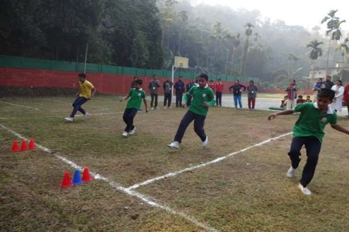 Heritage public school - sports