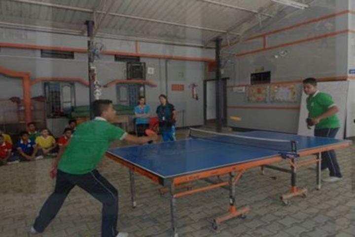 Heritage public school - table tennis