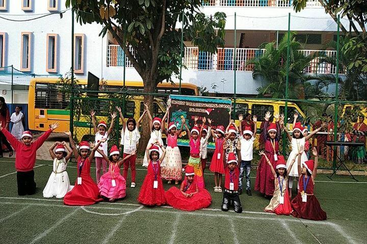 Orchids The International School-Christmas Celebrations