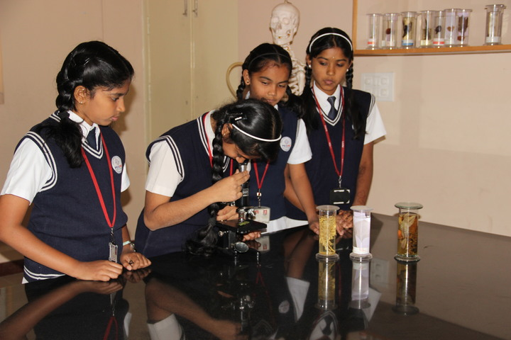 PES Public School-Biology Lab