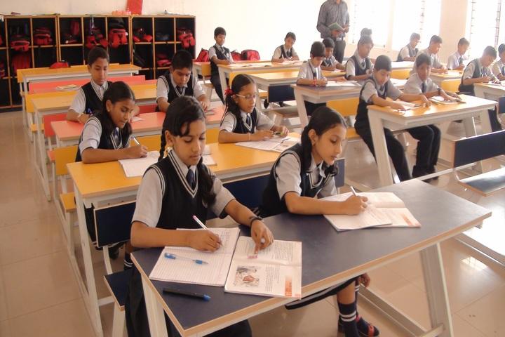 PES Public School-Class Room