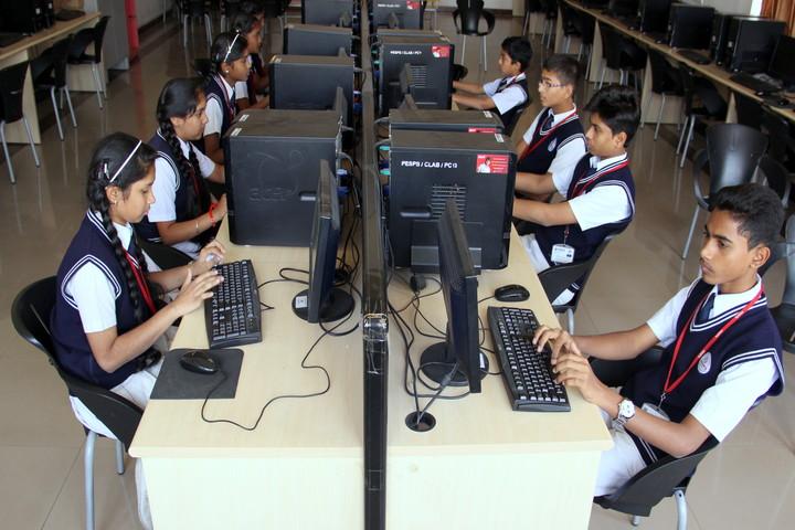 PES Public School-Computer Lab