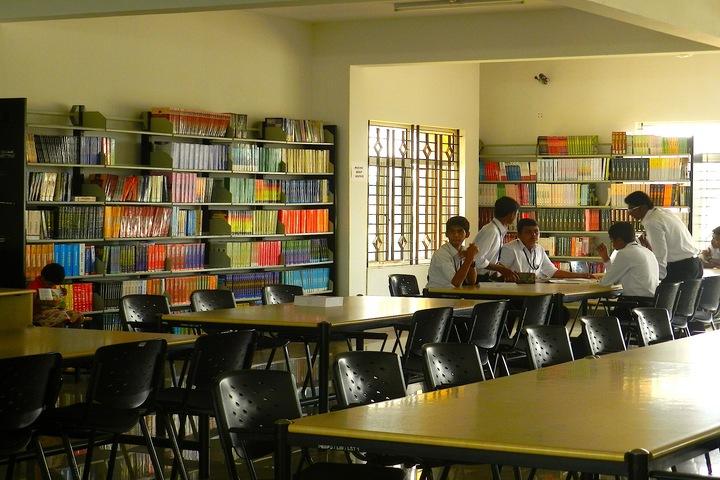 PES Public School-Library