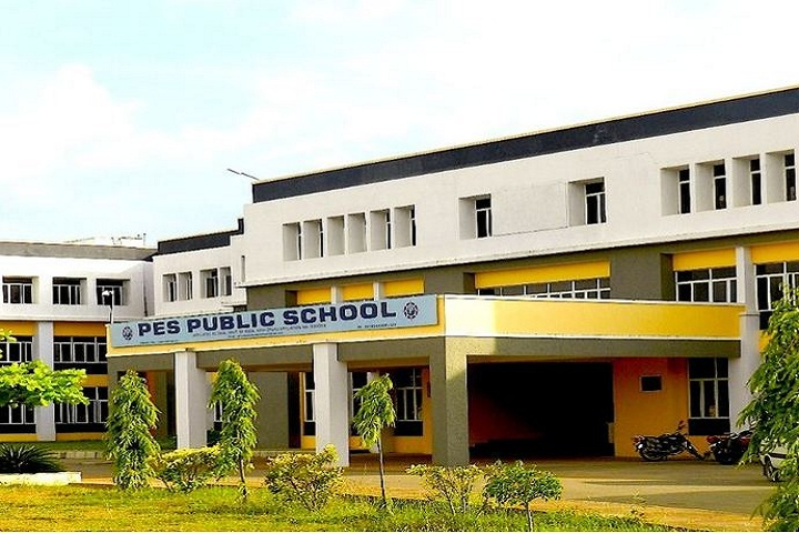 PES Public School-Campus View