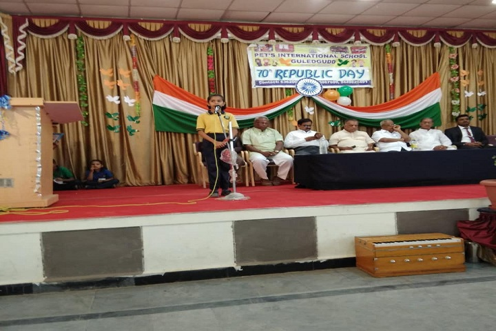 PETs Rathi And Kavade International School-Republic Day