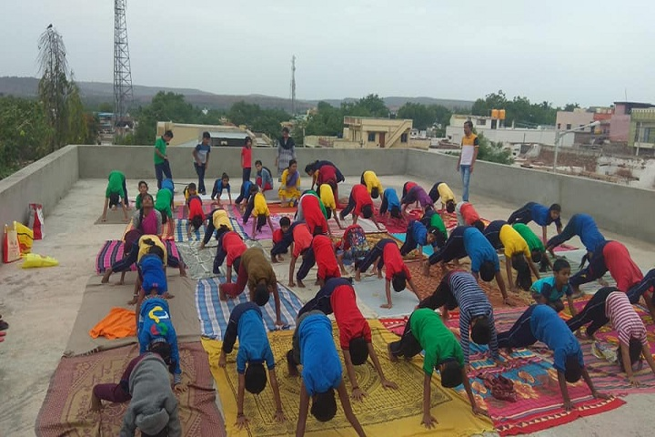 PETs Rathi And Kavade International School-Yoga