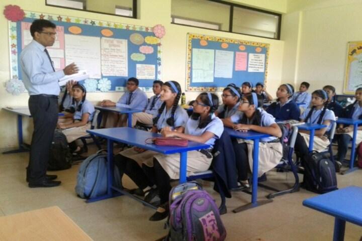Podar International School-Class Room