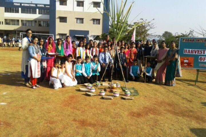 Podar International School-Festival Celebrations
