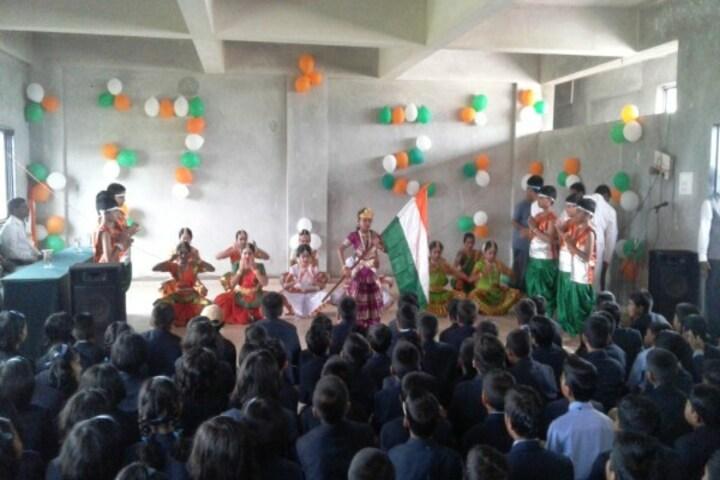 Podar International School-Independence Day Celebrations