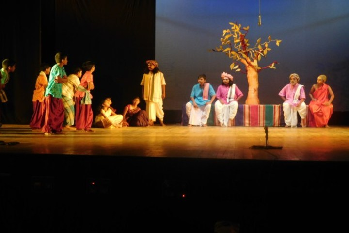 Podar International School-Drama