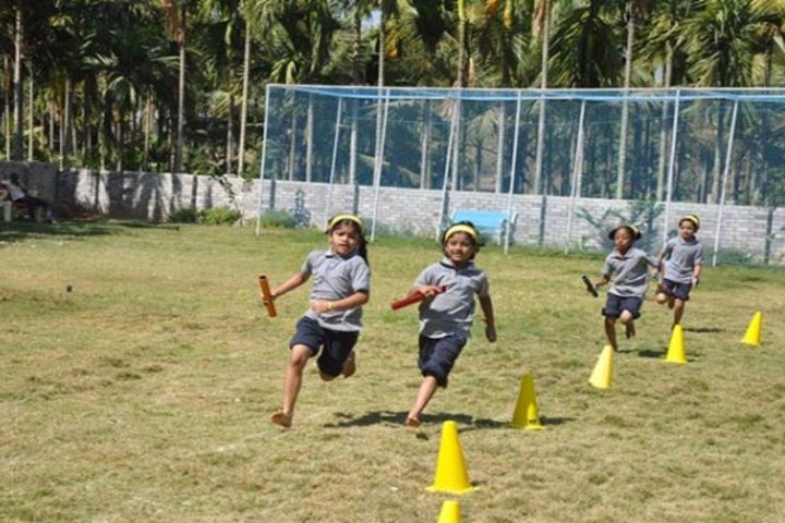 Podar International School-Sports