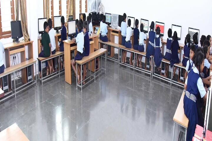 Police Public School-Computer Lab